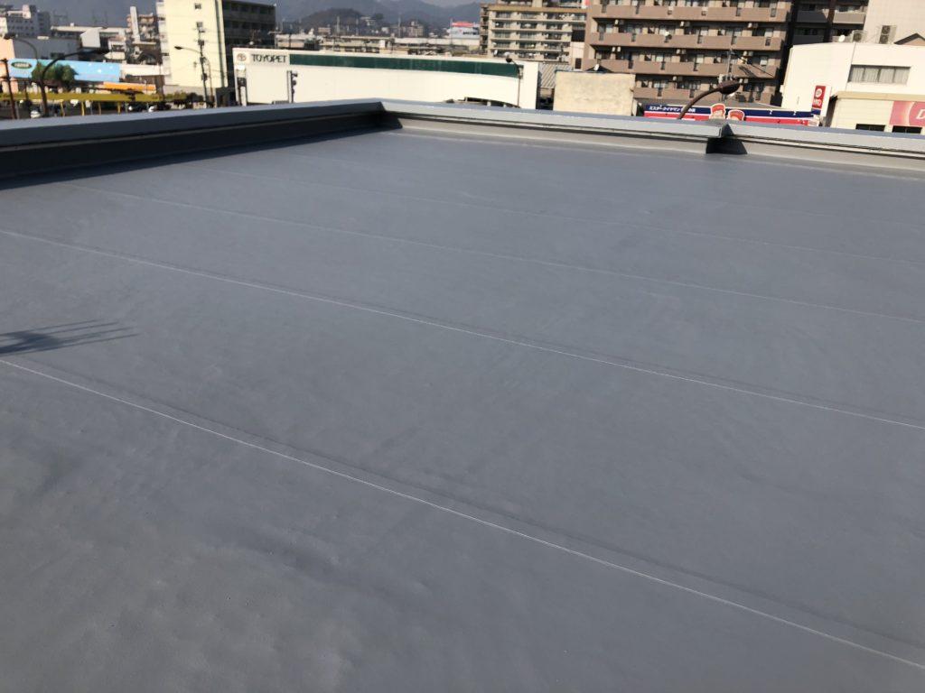 屋上防水 遮熱塗料