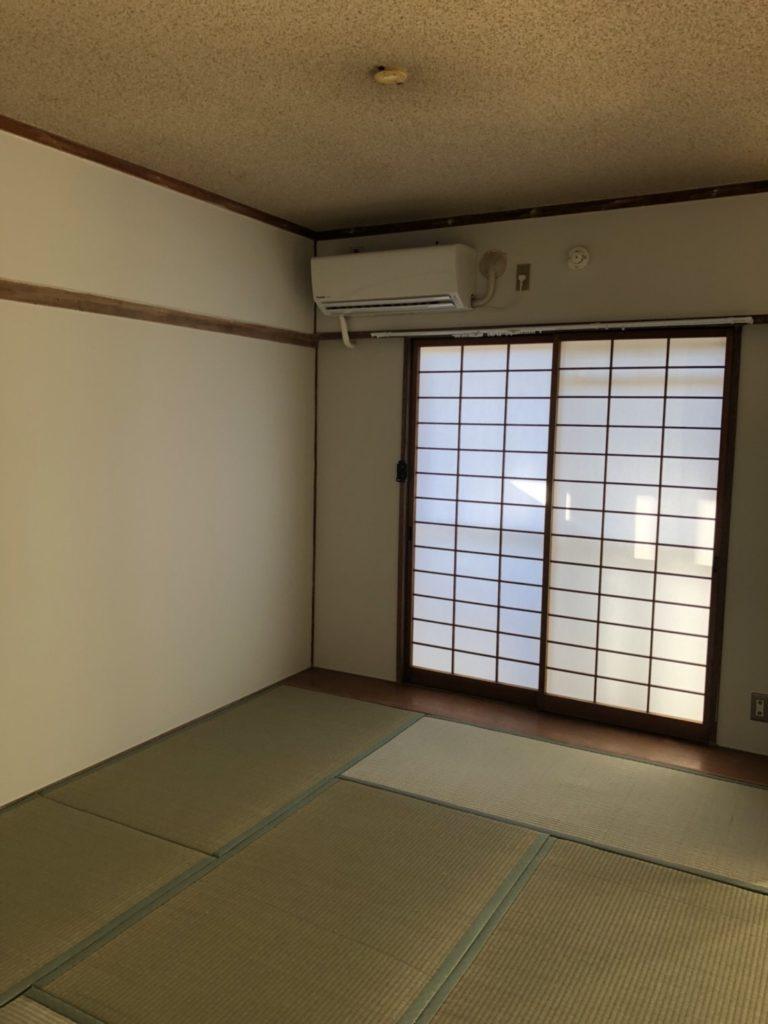 室内塗装 施工前