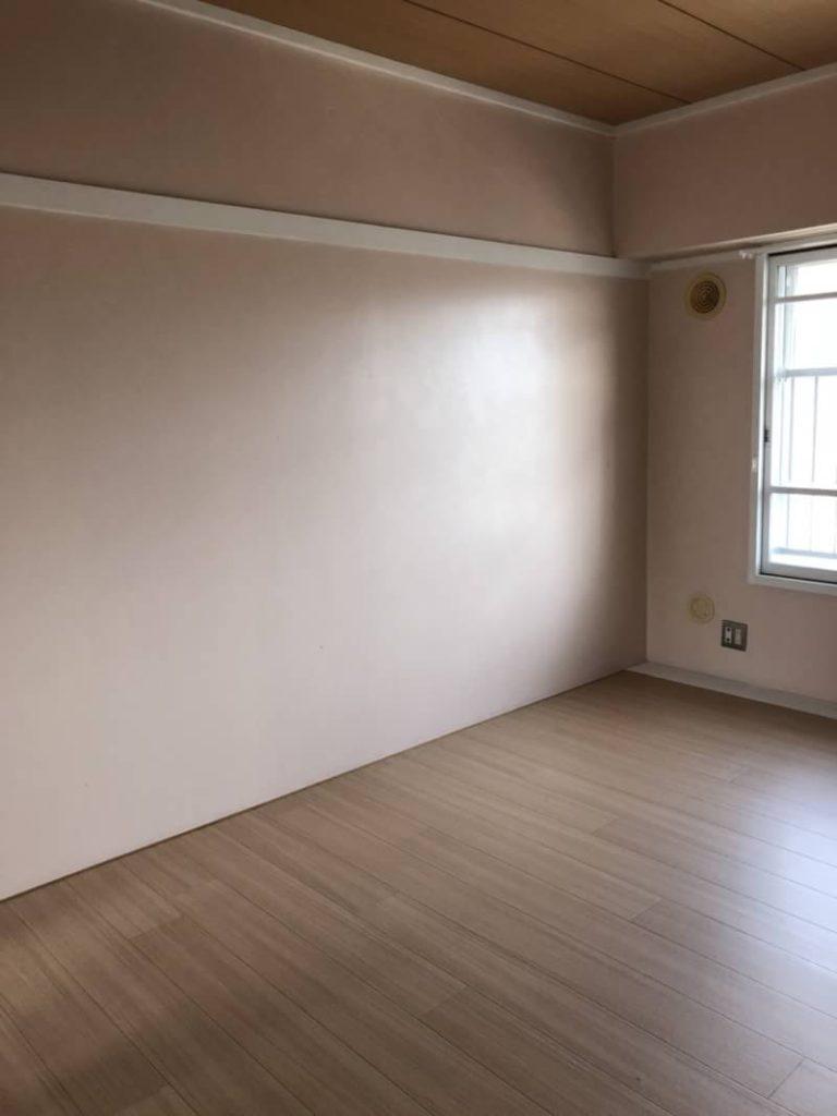室内 内壁塗装 木部塗装
