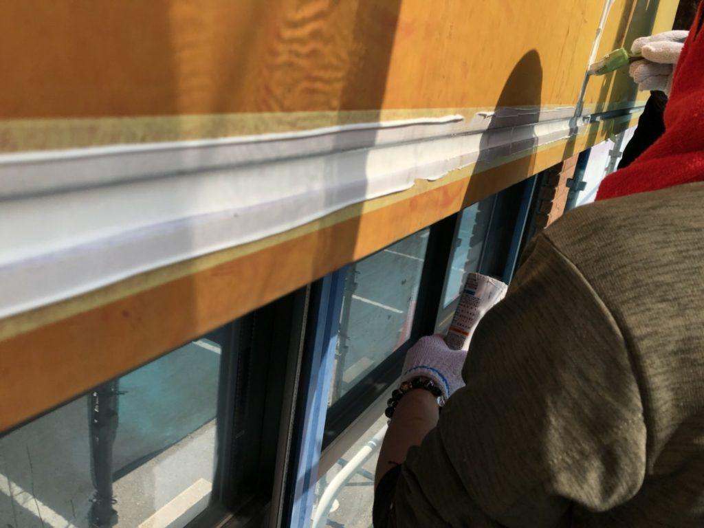 外壁塗装 シーリング工事