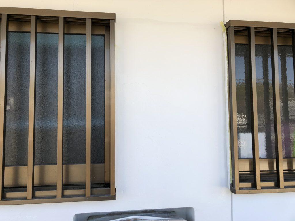 外壁塗装 部分改修