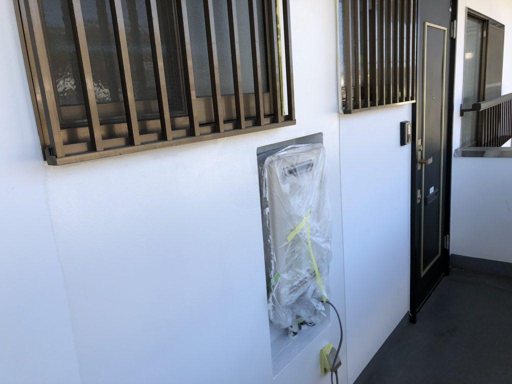 外壁塗装 部分改修 塗装