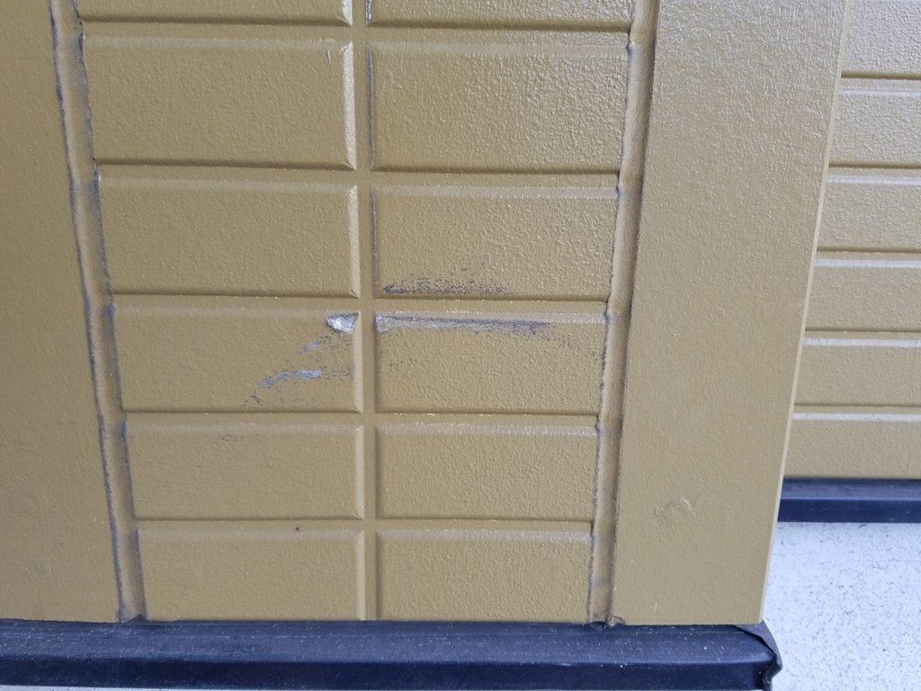 外壁部分塗装 タッチアップ